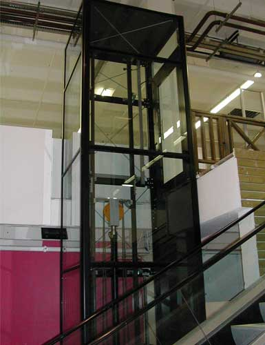 Ascenseur domestique